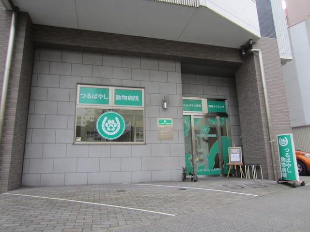 つるばやし動物病院/阪東橋駅